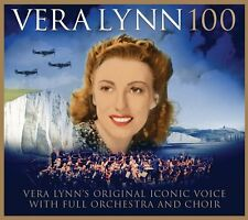 VERA LYNN '100' (Feat. Alexander Armstrong / Aled Jones) CD (17th March 2017)