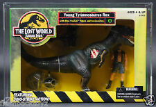 1997 Jurassic Park The Lost World Young Tyrannosaurus Rex T-Rex AFA 85 Toys R Us