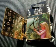 AUTHENTIC Disney Tangled Rapunzel Hinged Book LE 400 Pin DSF DSSH Maximus