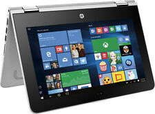 "HP - Pavilion 2-in-1 11.6"" Touch-Screen Laptop - Intel Pentium - 4GB Memory -..."