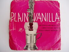 "Harry Fotine - Plain Vanilla - W&G 45 7"" EP"