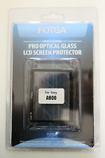 LCD Screen glass Protector for SONY A900 uk seller
