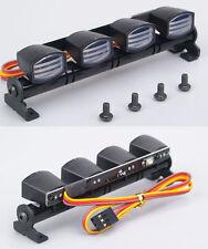 RC 1/10 1/8 Car Multi Function Ultra Light LED Bar AX-505W 5 Modes Spotlight