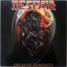 DESPAIR Decay Of Humanity CD 163356