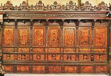 Alte Kunstpostkarte - Bologna - Basilica di S. Domenico - Rückseite des Chors