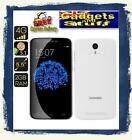 "4G Android 5.1 Dual Sim Phone, Quad Core, 5.5"" 720P Screen - Doogee Y100 Plus"