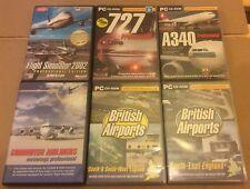 Microsoft Flight Simulator 2002 Professional Edition + Expansion Pack Bundle