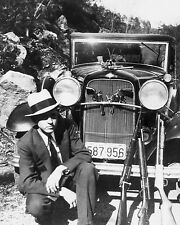 """Bonnie and Clyde 10"""" x 8"""" Photograph no 11"""