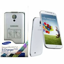 Official Samsung EP-CI950IWEG Galaxy S4 Wireless Charging Back Battery Cover