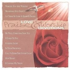 PRAISE & WORSHIP: Love and Devotions(CD,Music,St. Clair,Christian & Gospel)