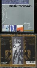 "CODE SEVEN ""Division of labor"" (CD) 1999"