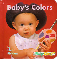 Baby Colors by RICKLEN (Other book format, 1999)