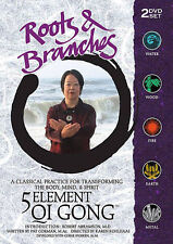Roots & Branches: 5 Element Qi Gong (DVD, 2014, 2-Disc Set)