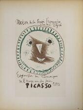 Pablo Picasso-Exposition de Ceramiques-1959 Mourlot Lithograph