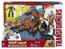 Transformers Movie Grimlock T-Rex Robot Big Dinosaur Optimus Prime Ages 5+ Toy