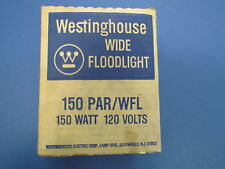 Westinghouse 150PAR/WFL E27 150W Pressglaslamp 120V Wide Floodlight Weather Duty