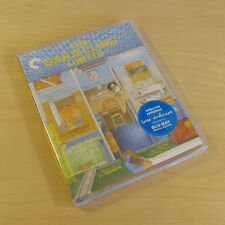 The Darjeeling Limited Criterion Collection Blu-ray Spine #540 Wes Anderson NEW