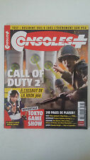 CONSOLES PLUS N°166 - Novembre 2005 - CALL OF DUTY 2 RESIDENT EVIL 4 FIRE EMBLEM