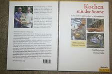 Libro specializzato cucinare con il sole, costruzione di forno solare, solar fornelli, recipe