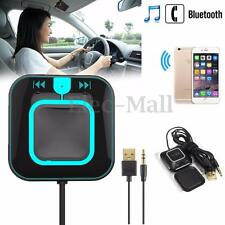 Bluetooth 4.0 Stereo Audio Receiver Handsfree Adapter for Cellphone Music to AUX