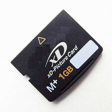 New 1 GB XD Picture Card Camera Memory Card Type M+ For Olympus & Fuji
