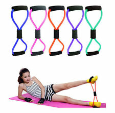 Heavy Resistance Fitness Band Stretch Body Shape Latex Yoga Rope Wall Pulley