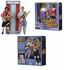 "NECA Bill y Ted's Excellent Adventure 8"" vestidos figura Box set-Bill Y Ted"