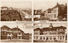 SKEGNESS (Lincolnshire): N.D.F.S.Convalescent Home multiview  RP-COATES