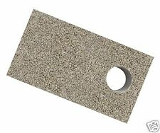 QUADRAFIRE WOOD STOVE FIREBRICK W/HOLE  [PP1953]  SRV7004-199  For  Yosemite