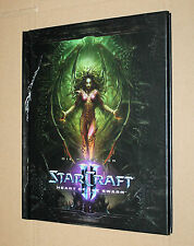 Die Kunst von Starcraft II 2 Heart of the Swarm Kunstbuch Artbook Art Book Buch