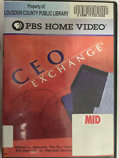 CEO Exchange, Dream Team: Turning Big Ideas into MultiBillion $ Businesses DVD