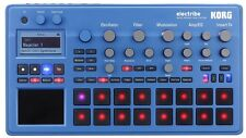 KORG dance music production / live performance for the machine electribe2BL Blue