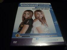"""DVD """"TOTALEMENT JUMELLES VOLUME 2 : HISTOIRES DE COEUR"""" Mary-Kate & Ashley OLSEN"""