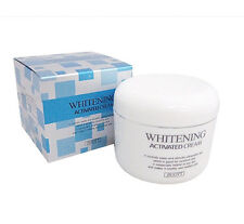 Korean Cosmetics Jigott Whitening Activated Cream 100g+3 Kinds Sample