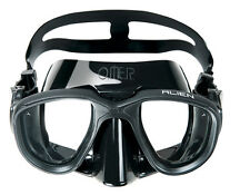 ~ ~ ~ OMER Diving Mask Alien - Scuba, Freediving and Spearfishing Mask ~ ~ ~