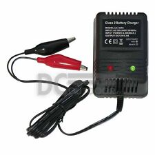 Automatic 12V 1000mA Battery Charger - CHARGE AND MAINTENANCE