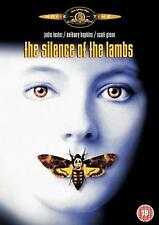 SILENCE OF THE LAMBS      BRAND NEW SEALED GENUINE UK DVD