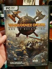 Warhammer Online - Age of Reckoning - PC GAME - FREE POST