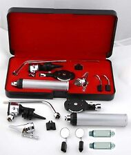 ENT Opthalmoscope Ophthalmoscope Otoscope Nasal  Diagnostic Set Kit