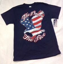 NEW US Eagle Mens T Shirt Size XL - X Large USA Red White Blue America Flag Tee