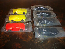 Racing Cars---1:64 Scale Diecast---Lot Of 7--All Factory Sealed--With Info Sheet