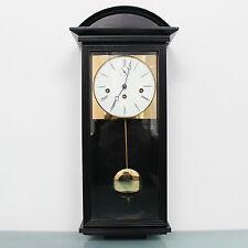 KIENINGER Modern Wall Clock Germany 3 MELODIES! TRIPLE Chimes Night Off Feature!