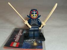 Lego minifigure série 15 - 71011 - 12 Kendo fighter