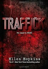 Traffick  by Ellen Hopkins [Hardcover]