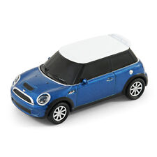 Officiel BMW Mini Cooper S Voiture USB Memory Stick 8 Go-bleu