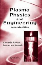 Plasma Physics and Engineering by Alexander Fridman (2011, Hardcover,...
