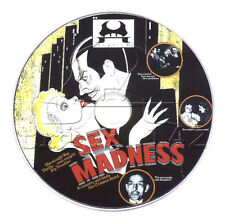 Sex Madness (1938) DVD Movie/Film