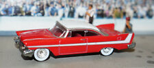 HOT WHEELS RETRO CHRISTINE 1958 '58 PLYMOUTH FURY REAL RIDERS 1/64 scale