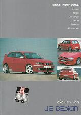 Seat JE DESIGN Arosa/Ibiza 6L/Cordoba/Leon R300T 2,8 V6 Turbo/Toledo/Alhambra 02