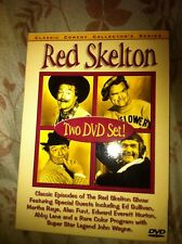 Red Skelton - Classic Comedy Collector's Series: Volumes 1 & 2 (DVD, 2000, 2-...